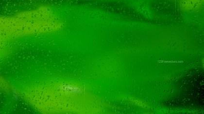 Dark Green Watery Background