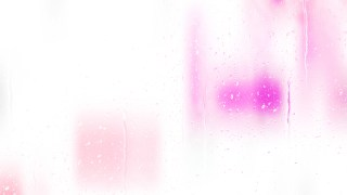Pink and White Raindrop Background