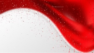 Red Water Drop Background Image