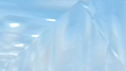 Baby Blue Wrapping Plastic Texture Background