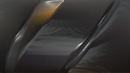 Black Wrinkled Plastic Texture