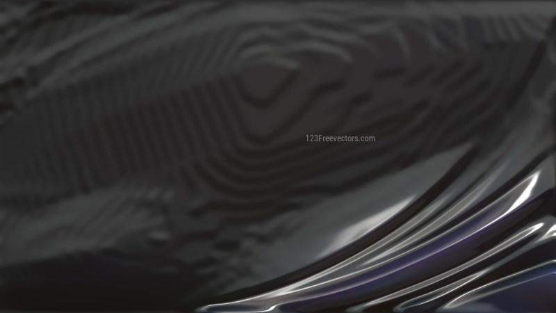 Black Plastic Texture