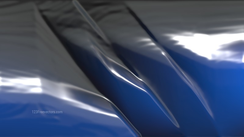 Black and Blue Plastic Sheet Texture
