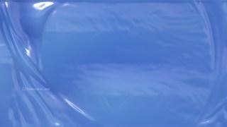 Blue Plastic Foil Texture