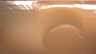 Brown Plastic Wrap Texture