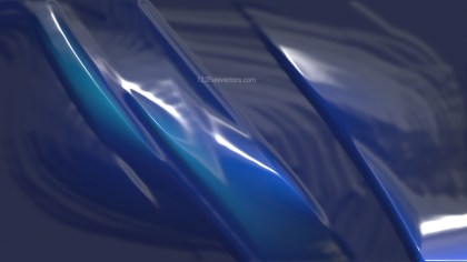 Cool Blue Wrinkled Plastic Texture Background