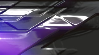 Cool Purple Shiny Plastic Background