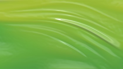 Green Plastic Texture Background