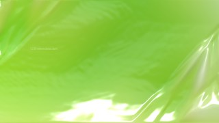 Lime Green Wrinkled Plastic Background