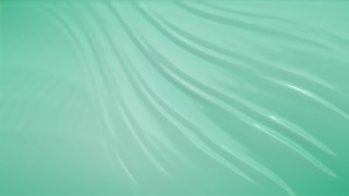 Mint Green Plastic Wrap Texture Background