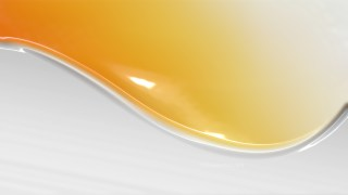 Orange and White Wrinkled Plastic Texture Background