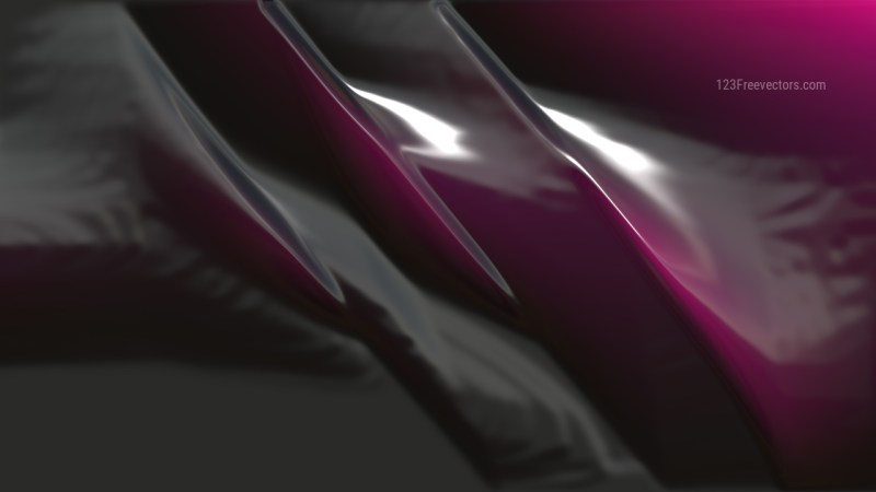 Pink and Black Plastic Background