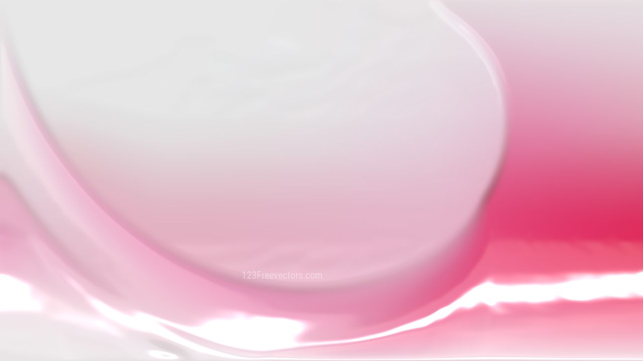 Pink and White Plastic Foil Texture Background