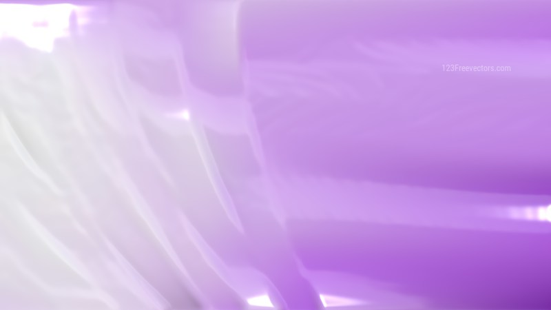 Purple and White Crumpled Plastic Background