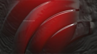 Red and Black Plastic Texture Background