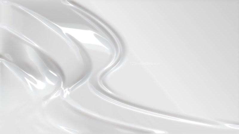 White Crinkled Plastic Background