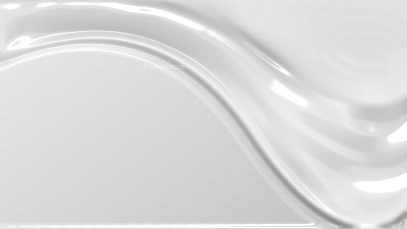White Wrinkled Plastic Background