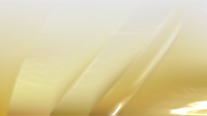 White and Gold Crinkled Plastic Background
