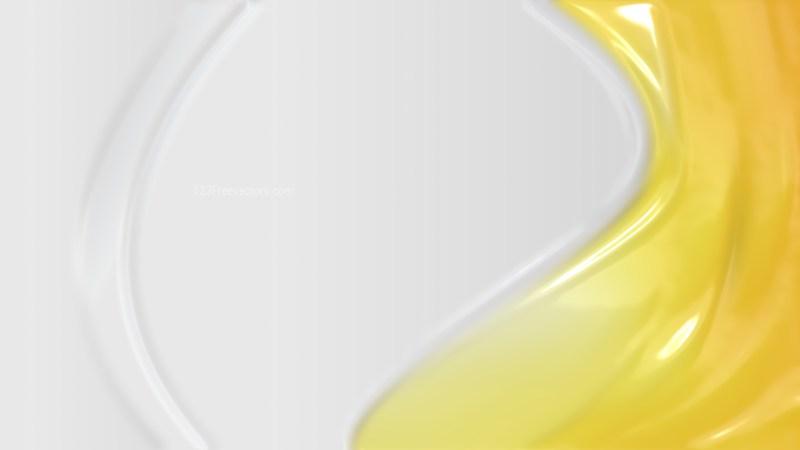 Yellow Plastic Texture