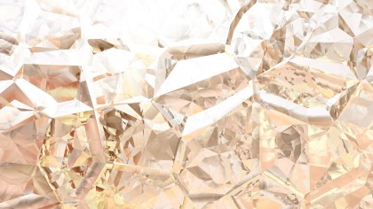 Abstract Brown and White Crystal Background Image