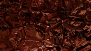 Cool Brown Crystal Background Image