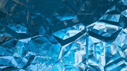 Dark Blue Crystal Background Image