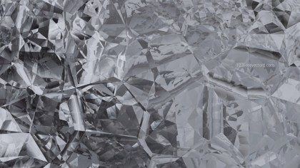 Dark Grey Crystal Abstract background