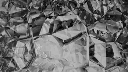 Dark Grey Crystal Background Image