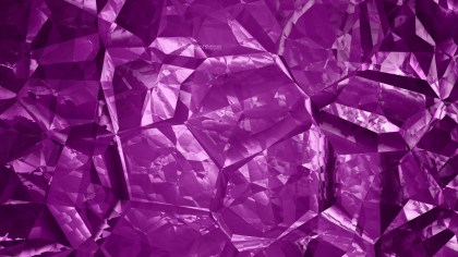 Dark Purple Crystal Abstract background