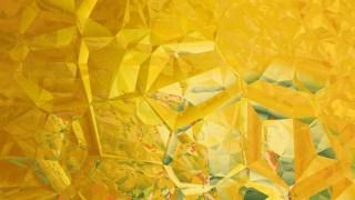 Gold Crystal Background Image