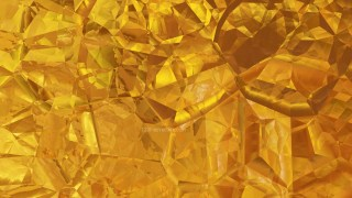 Gold Crystal Background