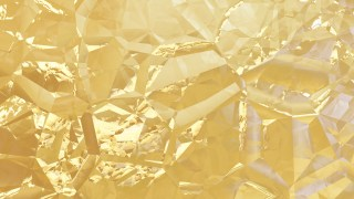 Gold Abstract Crystal Background Image