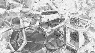 Grey Crystal Background