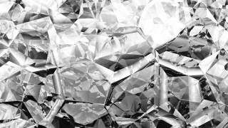 Grey and White Crystal Background