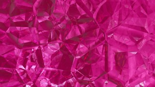 Hot Pink Crystal Abstract background