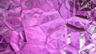 Purple Crystal Background Image
