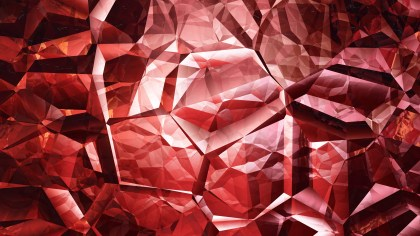 Red and Black Crystal Background