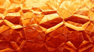 Red and Yellow Crystal Background