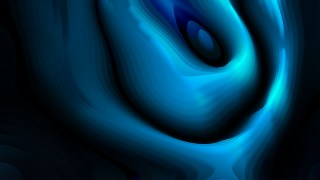 Black and Blue 3d Curved Lines Texture Background