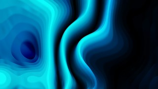 Abstract Black and Blue Curved Lines Ripple Background