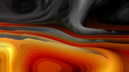 Abstract 3d Cool Orange Curved Lines Ripple background