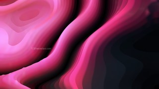 Abstract Cool Pink Curve Texture