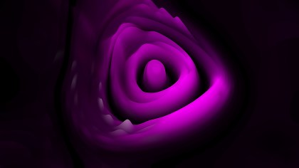 Cool Purple Curvature Ripple Background