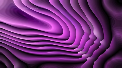 Cool Purple Curve Texture Image
