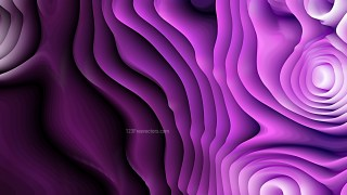 Cool Purple Curvature Ripple Background