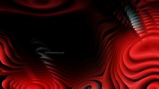 Abstract Cool Red Curved Lines Ripple Texture Background