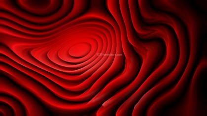 Abstract Cool Red Curve Texture Image