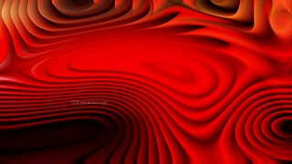 Cool Red Curved Lines Ripple Background