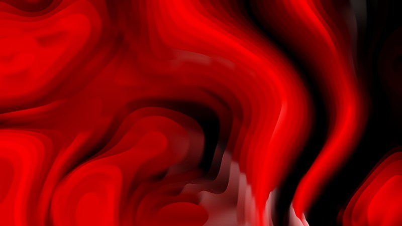 Cool Red Curved Lines Ripple Texture Background