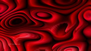 Cool Red Curvature Ripple Texture